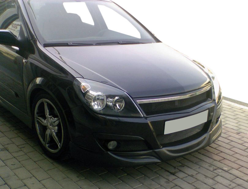 Opel astra h юбки