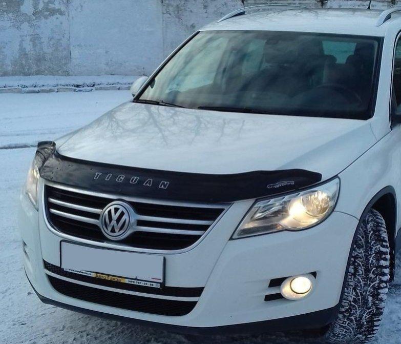 Volkswagen Tiguan 2007-2016 гг. Дефлектор...
